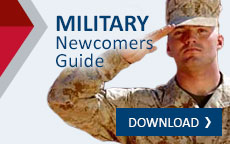 Download the complete Military Newcomers Guide
