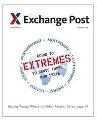 Read this month's interactive edition of the Exchange Post