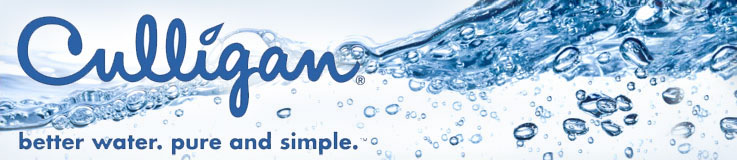 Culligan - better water. pure and simple.