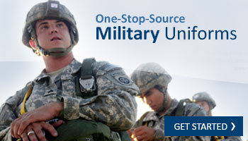 One-stop-source for military uniforms and accessories