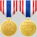 The Defense of Freedom Medal