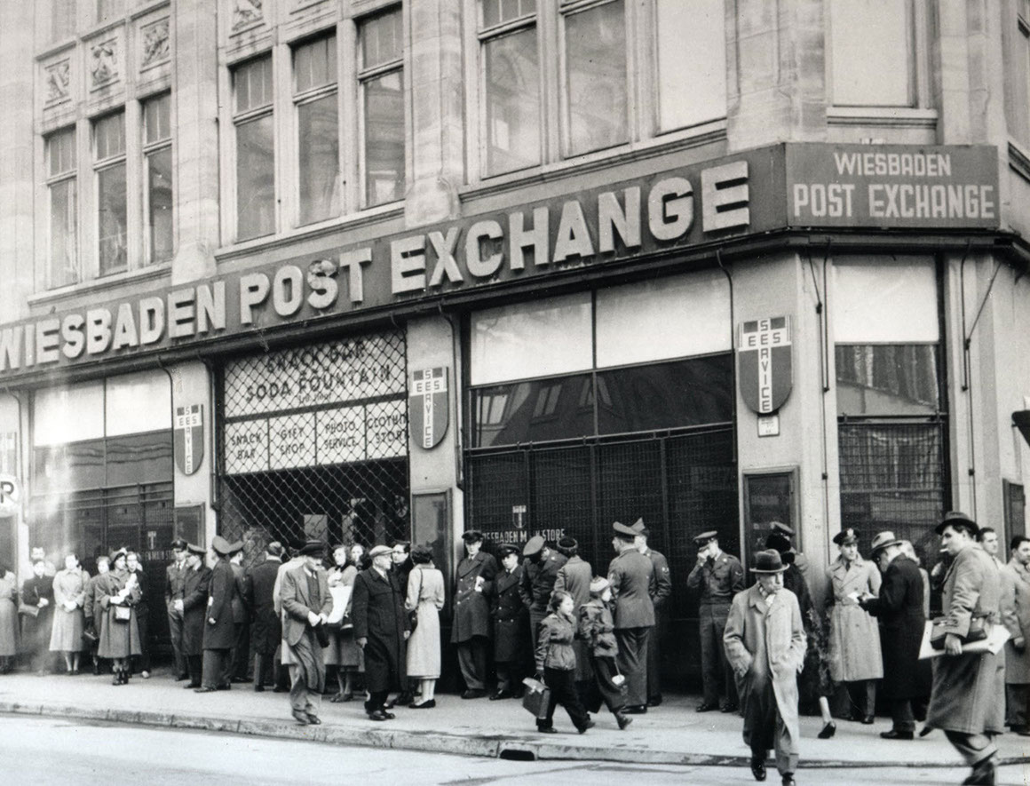 The History of the Exchange