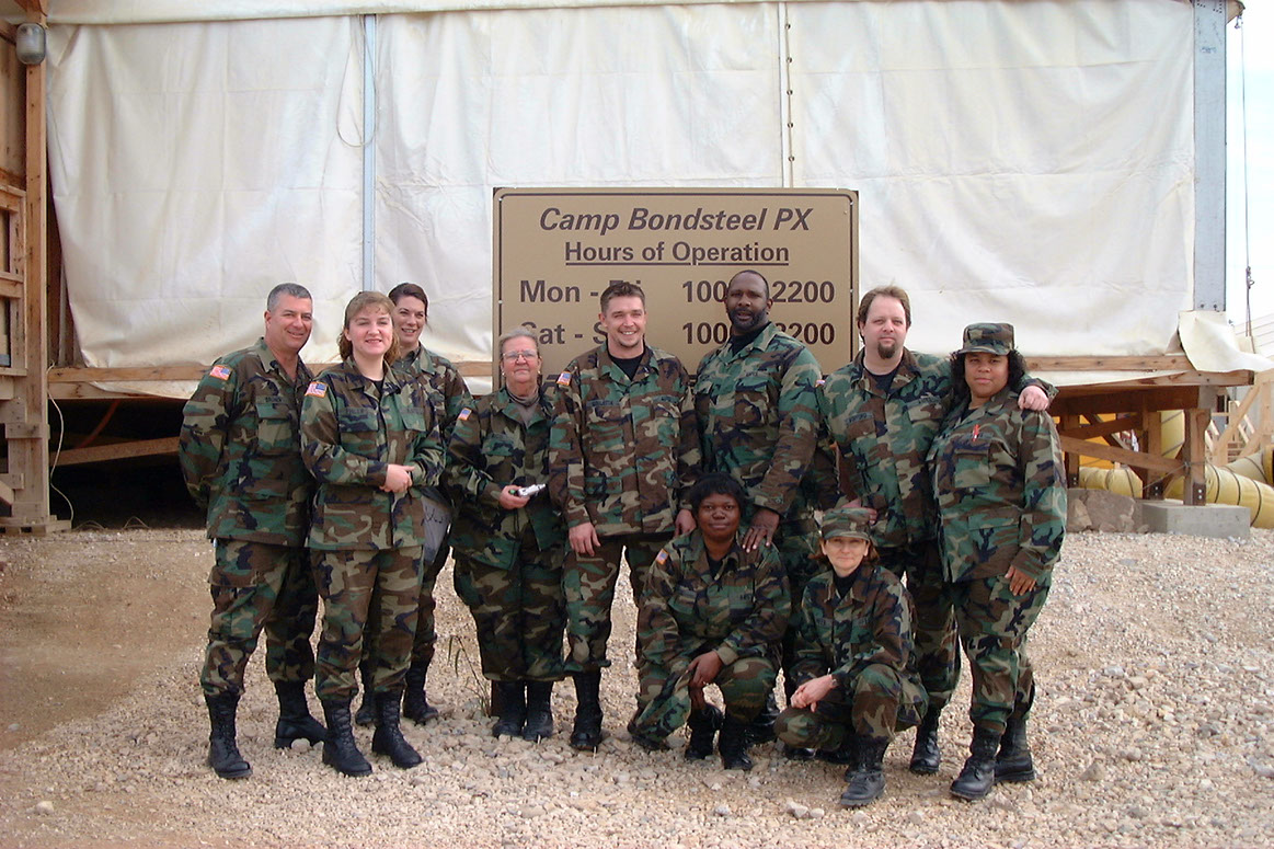 9ea55751d2dfa In the mid-1990s, AAFES opened hundreds of facilities in Bosnia, Kosovo,  Croatia, Hungary and other eastern European countries to serve American  forces that ...